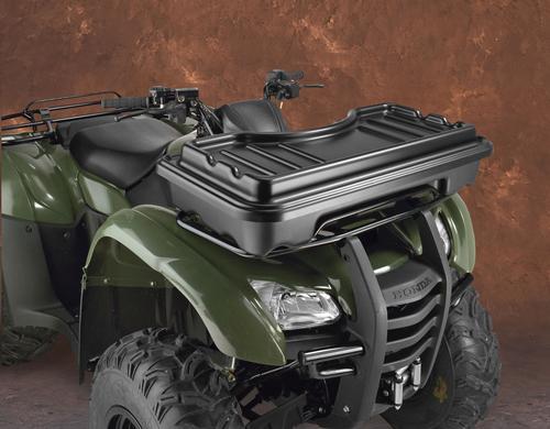 Moose Front ATV Basket With Cover ATV - UTV - VLEM-BSK0203BK