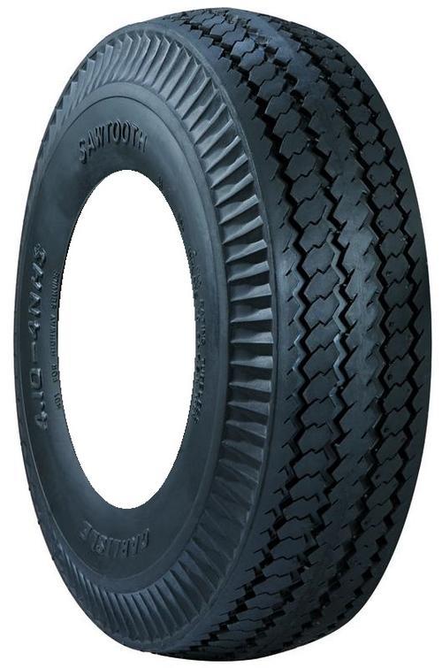 Carlisle Sawtooth Rib (NHS) 4.80-8 2 Ply Yard - Lawn Tire