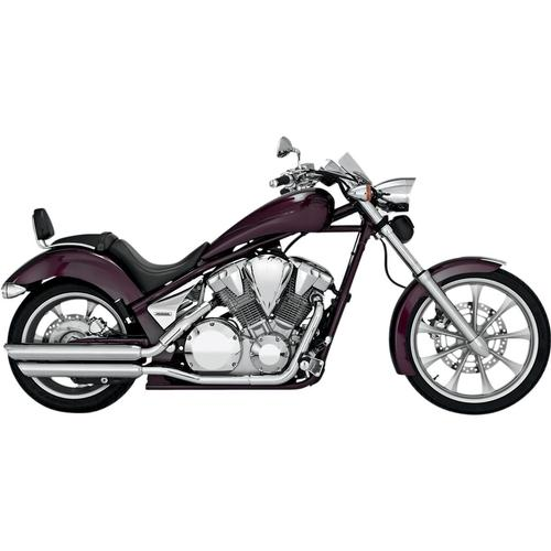 Vance & Hines Twin Slash Power Chamber Equipped Slip-On Motorcycle Street - 18421