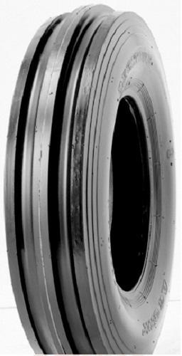 Deestone Tri Rib F-2 6.00-16 6 Ply Tractor Tire
