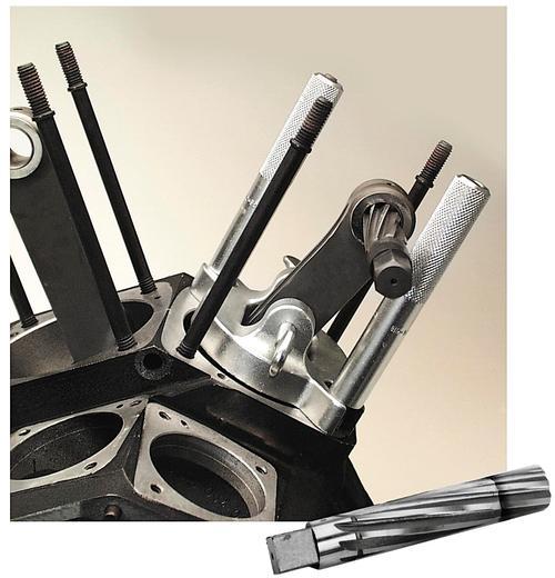 JIMS Wrist Pin Bushing Reamer Tool - 1726-3