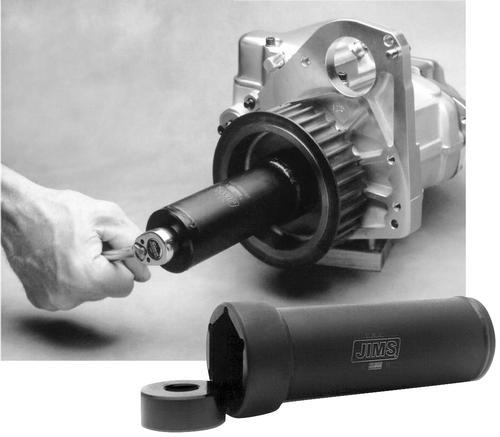 JIMS Mainshaft Sprocket Nut Socket Tool - 94660-37A
