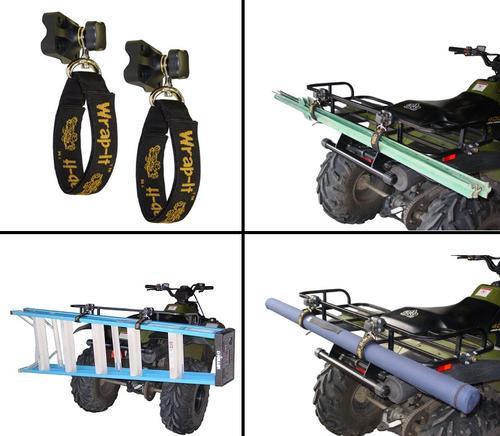 All Rite ATV Products Wrap It Rack Tool Holder ATV - UTV - WR1