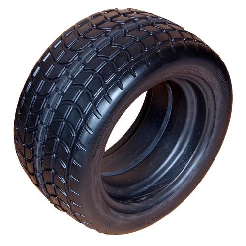 Amerityre Turf Tread 18-8.50-12 Solid Flat Free Golf Cart Tire