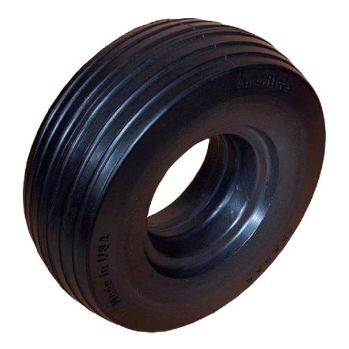 Amerityre Solid Rib 11-4.00-5 3in. Yard - Lawn Tire