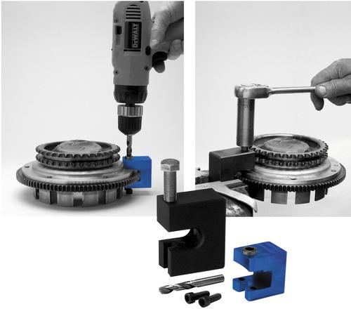JIMS Starter Ring Gear Rivet Fixture Tool - 965