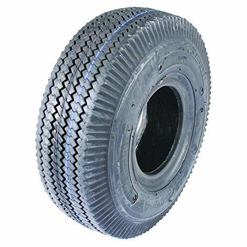 Cheng Shin Sawtooth Rib (nhs) 4.10-4 2 Ply Yard - Lawn Tire