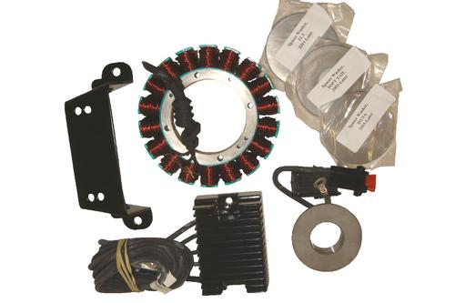Compu-Fire 3 Phase Charging System For 99-02 Twin Cam Harley Motorcycle Street - 55576