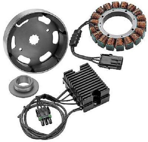 Compu-Fire 3 Phase Charging System For 03-06 Twin Cam Harley Motorcycle Street - 55565