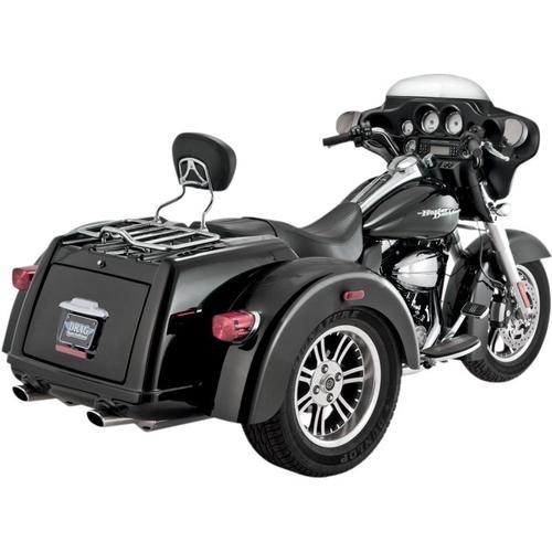 Vance & Hines Trike Deluxe Slip-Ons - Chrome Motorcycle Street - 16789