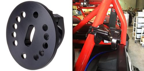 Joker Machine Black Gasoline Pack Mount ATV - UTV - 60-440-1
