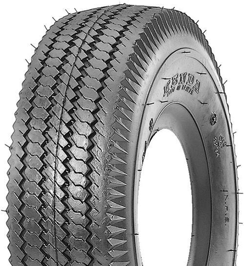 Kenda K353A Sawtooth 4.10-5 4 Ply Yard - Lawn Tire