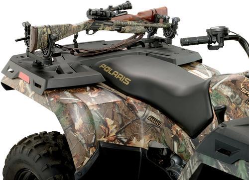 Moose Flexgrip Double Gun & Bow Rack For Polaris ATV - UTV - PFFG2