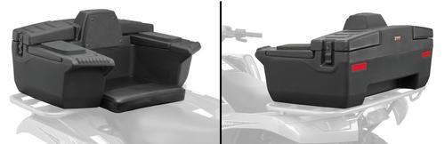 Quadboss Lounger Rear Storage Trunk ATV - UTV - 643300