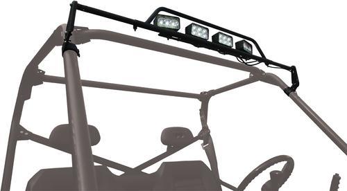 Seizmik Four Lamp LED Light Bar For Polaris Pro-Fit Roll Bar ATV - UTV - 12034