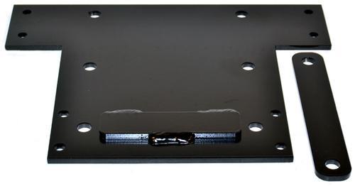 WARN Front Winch Mount Kit for Kawasaki ATV - UTV - 70207