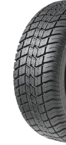 AMS Classic 205/30-12 4 Ply Golf Cart Tire