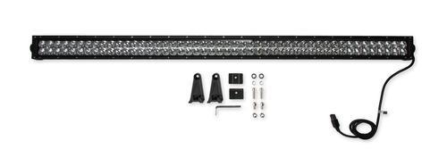 Bright Earth 50& LED Straight Double Row Light Bar With Chrome Reflector ATV - UTV - LB50-BEL