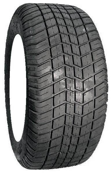 Import Excel Classic DOT Golf 255/50-12 4 Ply Golf Cart Tire