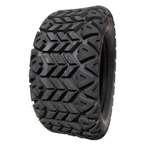 LSI Black Trail II 22-11.00-10 4 Ply Golf Cart Tire