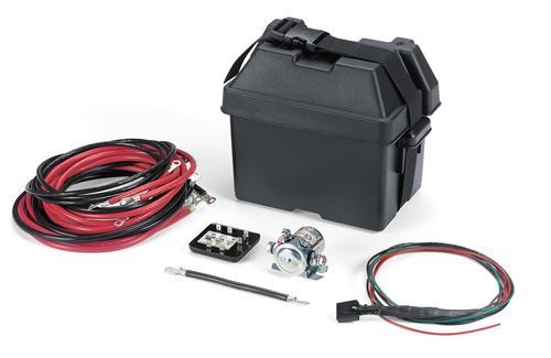 WARN Dual Battery Control Kit ATV - UTV - 77977