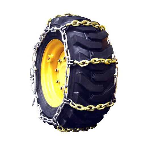 CRT Skid Steer Loader 7MM Snow Tire Chains Size: 15-19.5 at Sears.com